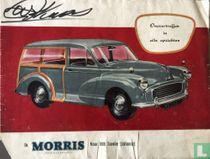 De MORRIS Minor 1000 Traveller (stationcar)