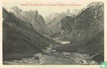 Pustertal - Neu-Toblach (1209 m) und Toblacher See (1259 m) mit dem Ampezzotal
