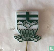 Alberta [groen op wit]
