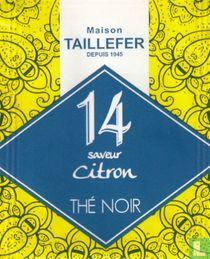 14 saveur Citron