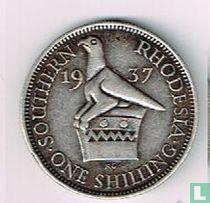 Zuid-Rhodesië 1 shilling 1937