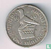 Zuid-Rhodesië 1 shilling 1940