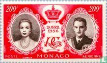 Grace Kelly en Reinier III
