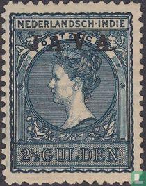 Koningin Wilhelmina - JAVA