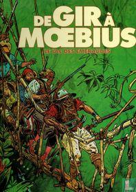 De Gir à Moebius. Le lac des émeraudes