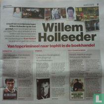 Willem Holleeder, van topcrimineel naar tophit in de boekhandel