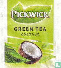Green Tea coconut