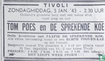 Tom Poes en de sprekende koe (Utrecht) I