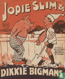 Jopie Slim & Dikkie Bigmans in hun tuintje 10