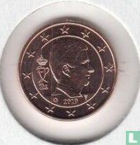 Belgium 1 cent 2019