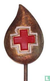 Croatia - Yugoslavia  Red Cross Blood Donation Pin