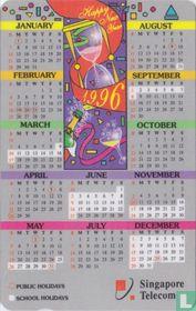 Happy New Year 1996