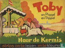 Toby en Piggel en Trippel naar de kermis