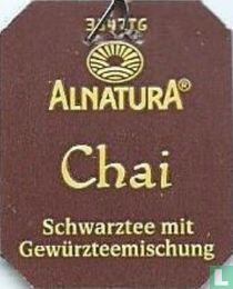 Alnatura Chai Schwarztee mit Gewürzteemischung