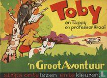 Toby en Tuppy en professor Kraai - 'n Groot Avontuur