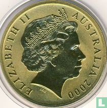"Australia 5 dollars 2000 ""Paralympic Games in Sydney"""