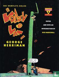 "The komplete kolor ""Krazy Kat"" - Volume 2 1936-1937"