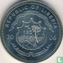 """Liberia 10 Dollar 2006 (PP) """"President Abraham Lincoln"""""""