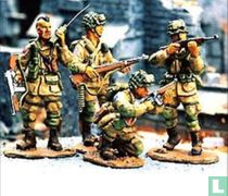 101st Airborne Troopers in Action