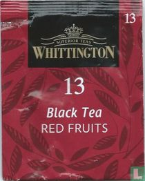 13 Red Fruits