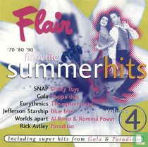 Flair Favourite Summerhits 4