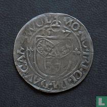 Deventer-Kampen-Zwolle stuiter 1577