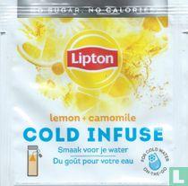 lemon + camomille