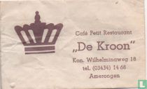 """Café Petit Restaurant """"De Kroon"""""""