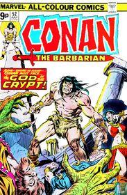 Conan the Barbarian 52