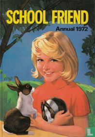 School Friend Annual 1972