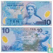 Nieuw-Zeeland 10 Dollars 2013