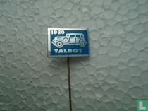 1930 Talbot [blau]