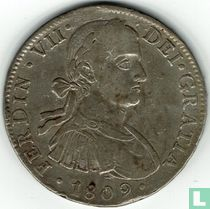 Mexico 8 reales 1809 (TH)