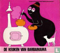 De keuken van Barbamama