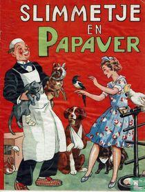 Slimmetje en Papaver