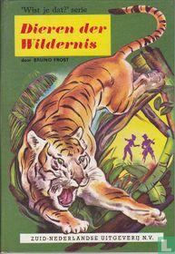 Dieren der wildernis