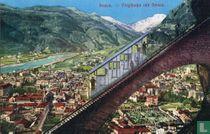Bozen - Virglbahn mit Bozen