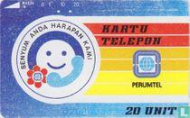 Kartu Telepon 20 unit