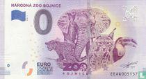EEAQ-1 Nationale dierentuin van Bojnice