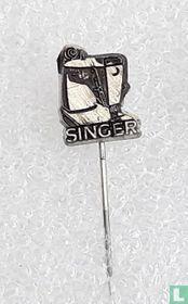 Singer [zilver op zwart]