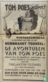 Tom Poes komt [Utrecht]