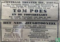 Tom Poes en de toovertaart [Amsterdam]