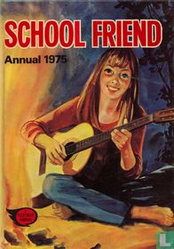 School Friend Annual 1975