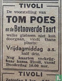 Tom Poes en de Betooverde taart (inhaalvoorstelling) [Utrecht]