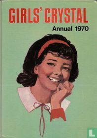 Girls' Crystal Annual 1970