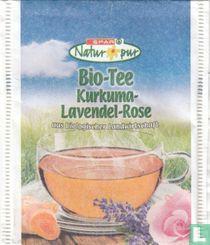 Bio-Tee Kurkuma-Lavendel-Rose