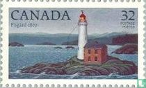 Fisgard Lighthouse (1860)
