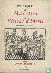 Marottes et Violons d'Ingres - Les cahiers de, 2