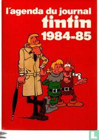 L'agenda du journal Tintin 1984-85