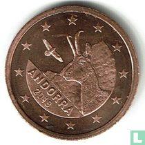 Andorra 2 cent 2018